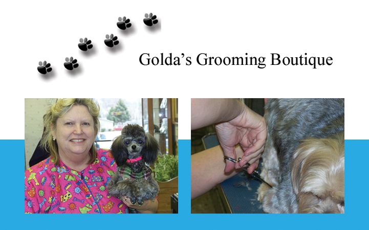GOLDA'S GROOMING BOUTIQUE