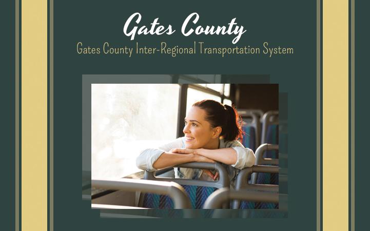 GATES COUNTY INTER-REGIONAL TRANSPORTATION SYSTEM