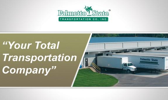 PALMETTO STATE TRANSPORTATION, LLC
