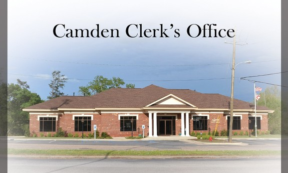 CAMDEN CLERK'S OFFICE