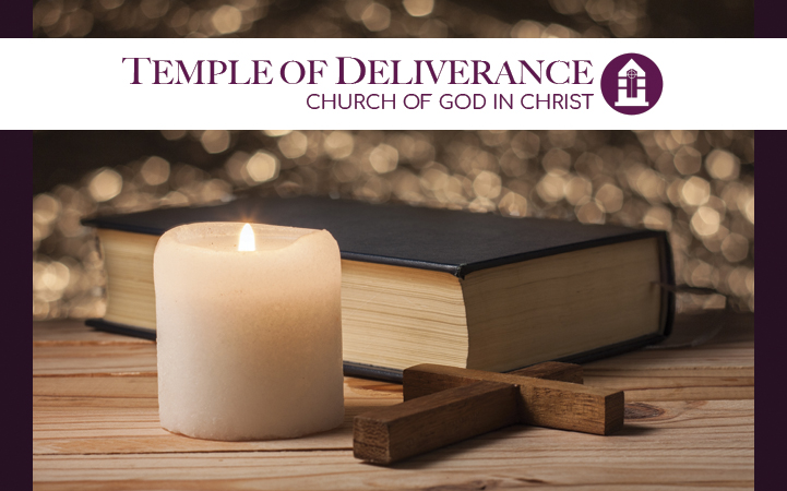 TEMPLE OF DELIVERANCE CHURCH OF GOD IN CHRIST