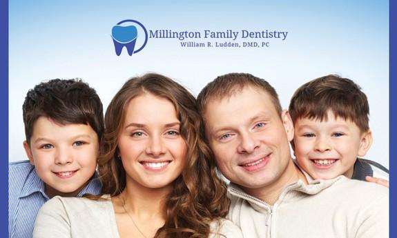 MILLINGTON FAMILY DENTISTRY - WILLIAM LUDDEN, DMD