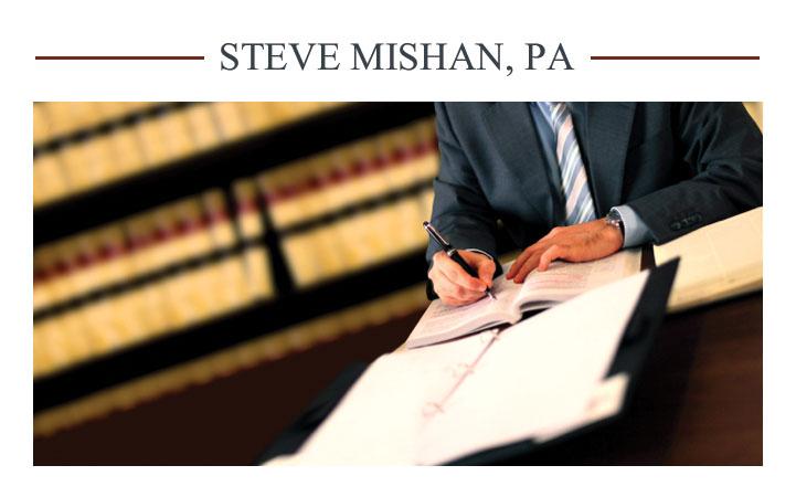 STEVE MISHAN, PA
