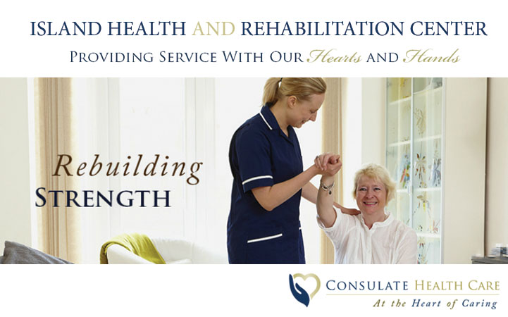 ISLAND HEALTH & REHAB CENTER
