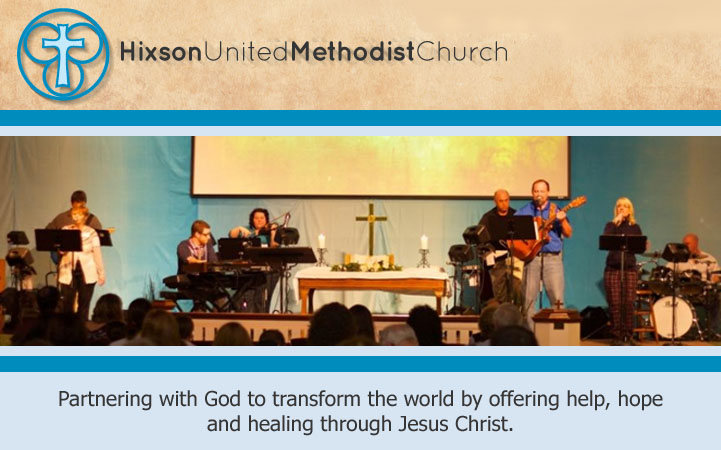 HIXSON UNITED METHODIST CHURCH CHILD DEV CENTER