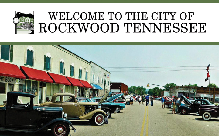 ROCKWOOD CITY ADMINISTRATION