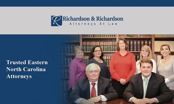 RICHARDSON & RICHARDSON - ATTORNEYS AT LAW