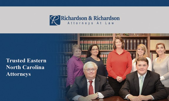 RICHARDSON & RICHARDSON - ATTORNEYS AT LAW