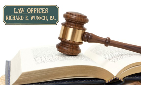 LAW OFFICES OF RICHARD E. WUNSCH, PA