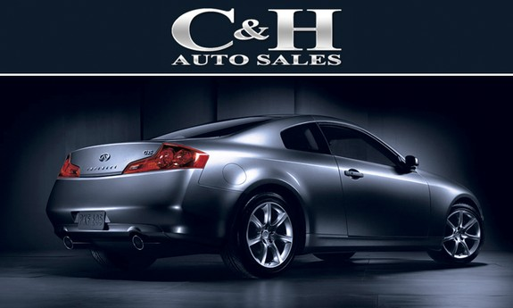 C & H AUTO SALES