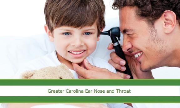 GREATER CAROLINA EAR NOSE AND THROAT