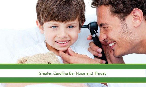 GREATER CAROLINA EAR NOSE AND THROAT