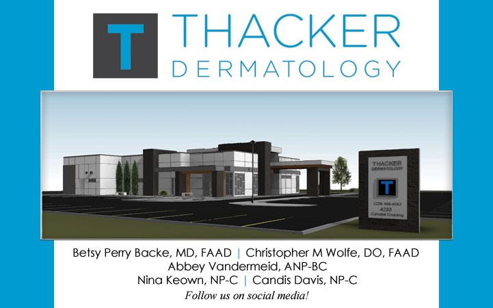 THACKER DERMATOLOGY - BETSY PERRY THACKER, MD