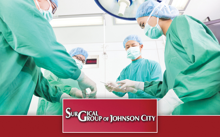 SURGICAL GROUP OF JOHNSON CITY