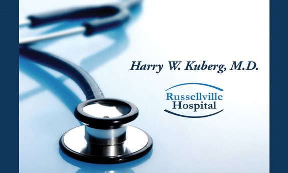 HARRY W. KUBERG, M.D.