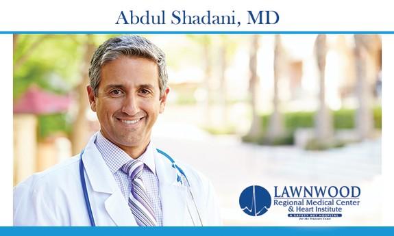 ABDUL R. SHADANI, MD