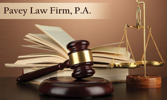 PAVEY LAW FIRM PA