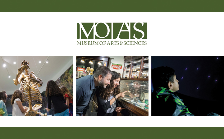 MUSEUM OF ARTS & SCIENCE