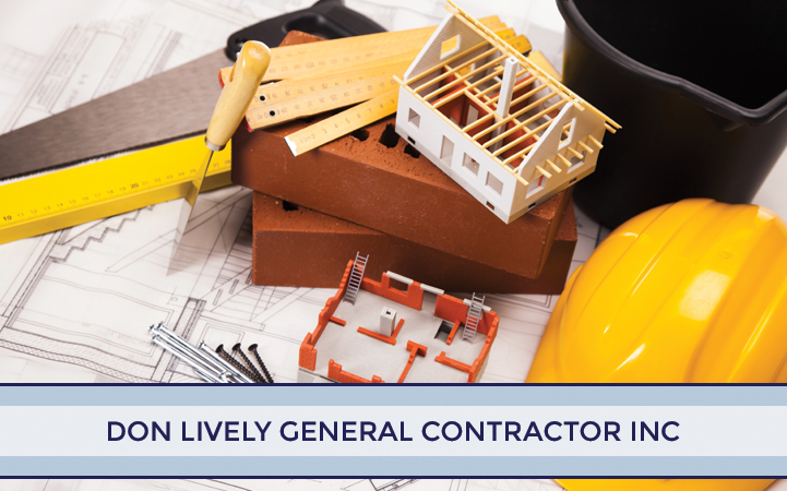 DON LIVELY GENERAL CONTRACTOR AND ROOFER INC