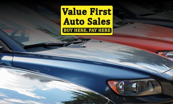 VALUE FIRST AUTO SALES