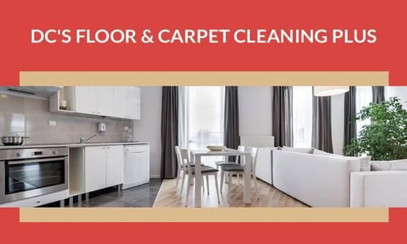 DC'S FLOOR & CARPET CLEANING PLUS