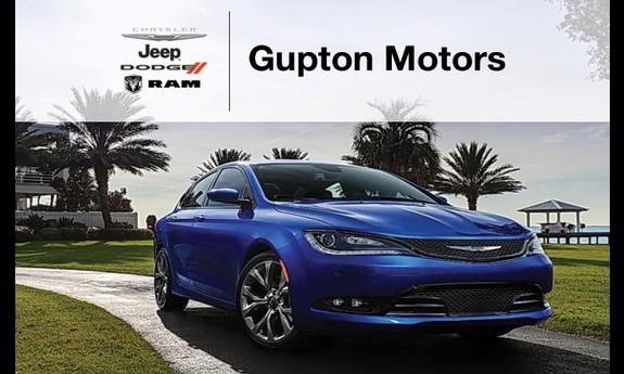 GUPTON MOTORS INC