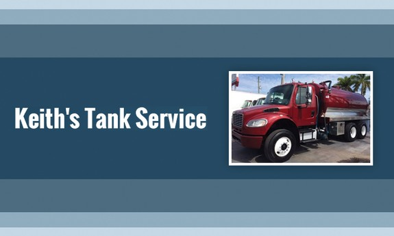 KEITH'S TANK SERVICE