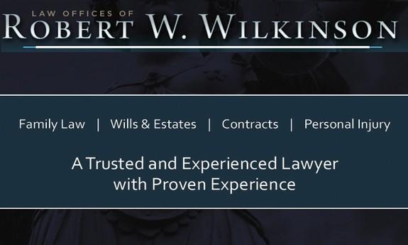 LAW OFFICES OF ROBERT W. WILKINSON