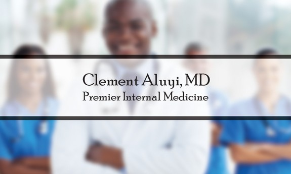 CLEMENT ALUYI, MD, MPH/TM, FACP | PHYSICIANS & SURGEONS