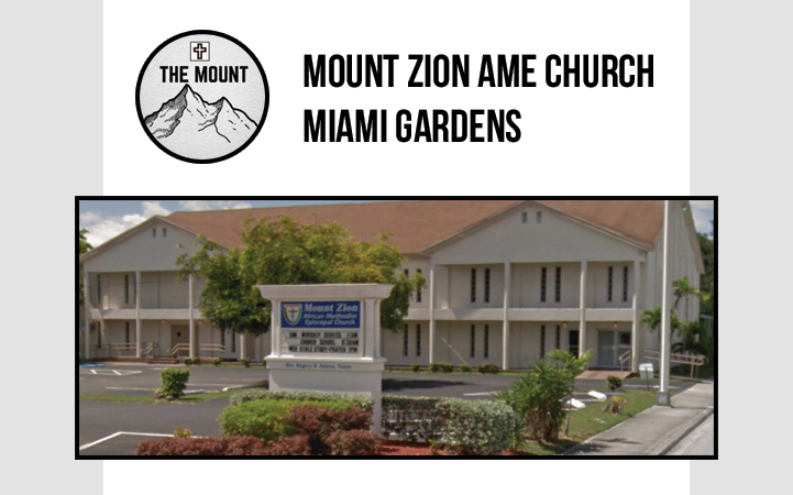 MT. ZION AME CHURCH