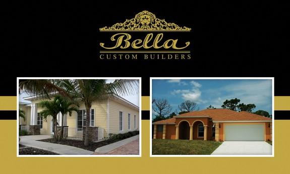 BELLA CUSTOM BUILDERS, INC.