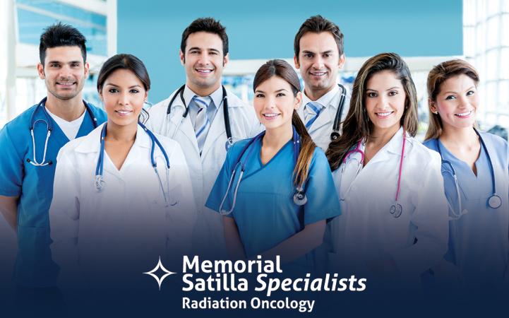 MEMORIAL SATILLA SPECIALISTS - RADIATION ONCOLOGY