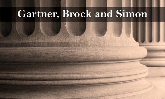 GARTNER, BROCK & SIMON, LLP