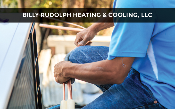 BILLY RUDOLPH HEATING & COOLING, LLC