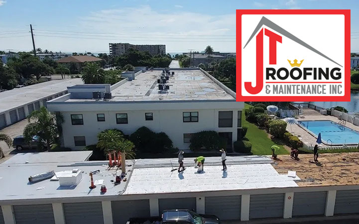 JT ROOFING & MAINTENANCE INC - Local ROOFING CONTRACTORS in Melbourne, FL