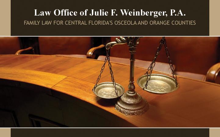 JULIE F WEINBERGER PA