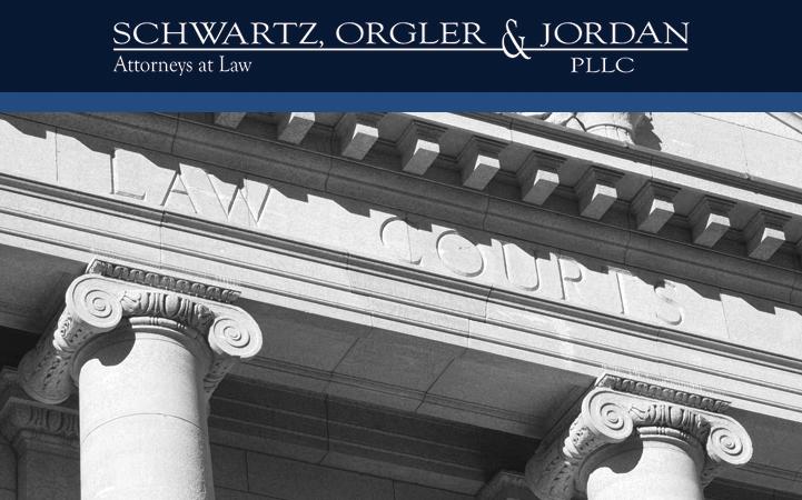 SCHWARTZ, ORGLER & JORDAN PLLC