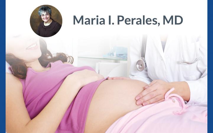 MARIA I. PERALES, MD