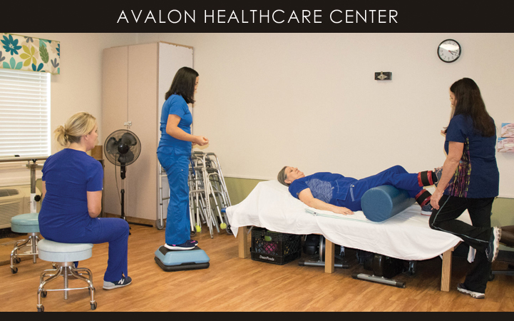 AVALON HEALTH CARE REHABILITATION