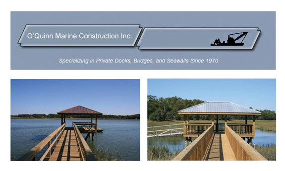 O'QUINN MARINE CONSTRUCTION