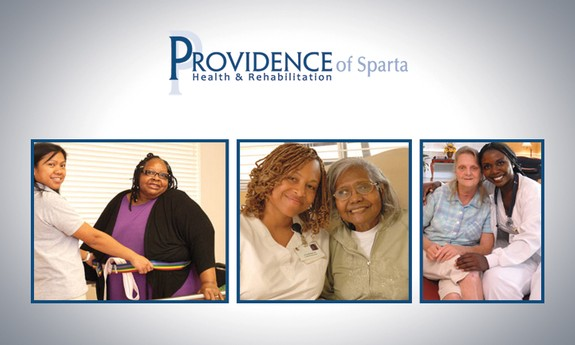 PROVIDENCE OF SPARTA HEALTH AND REHABILITATION