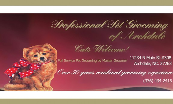 PROFESSIONAL PET GROOMING OF ARCHDALE