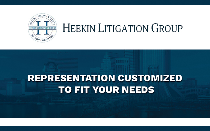 HEEKIN LITIGATION GROUP