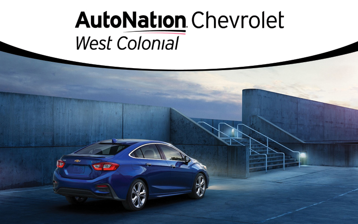 AUTO NATION CHEVROLET WEST COLONIAL