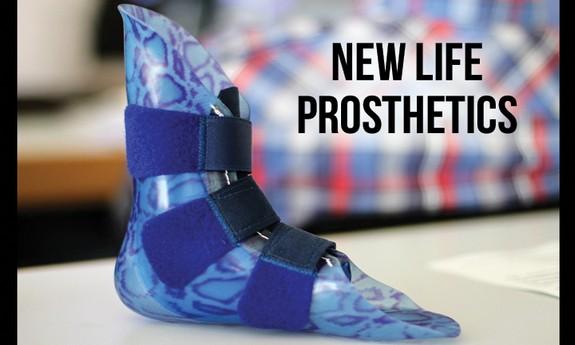 NEW LIFE PROSTHETICS