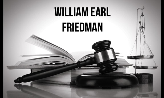 WILLIAM EARL FRIEDMAN