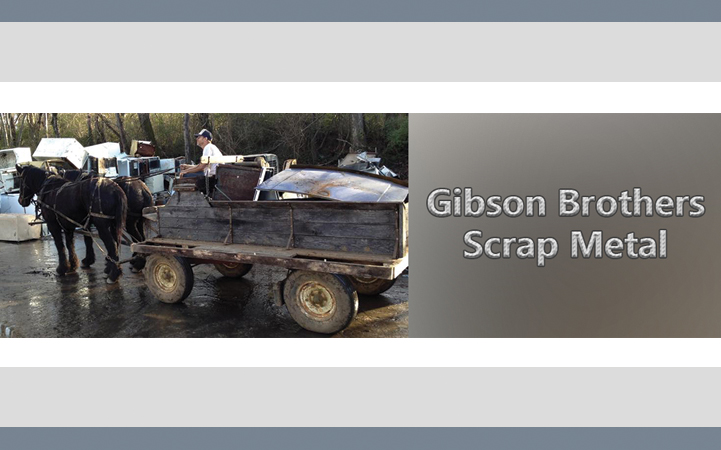 GIBSON BROTHERS SCRAP METAL