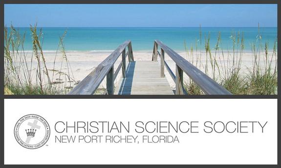 CHRISTIAN SCIENCE SOCIETY