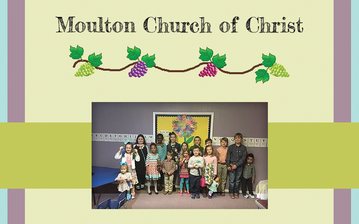 MOULTON CHURCH OF CHRIST