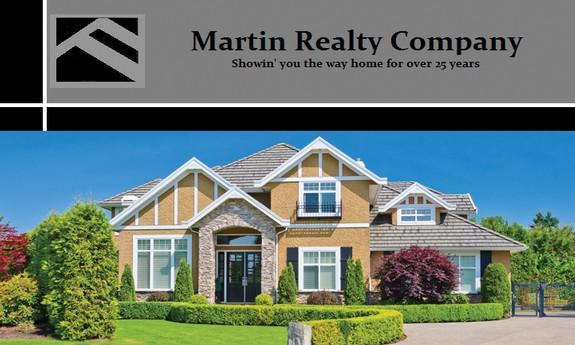 MARTIN REALTY COMPANY
